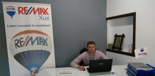 Raul Nicuşor Țărnaru, broker-owner REMAX Xux Sibiu