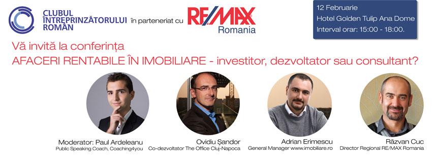 eveniment REMAX