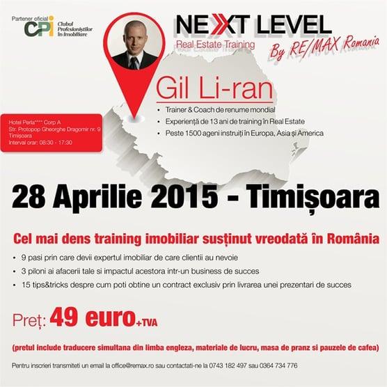 invitatie next level tm mail