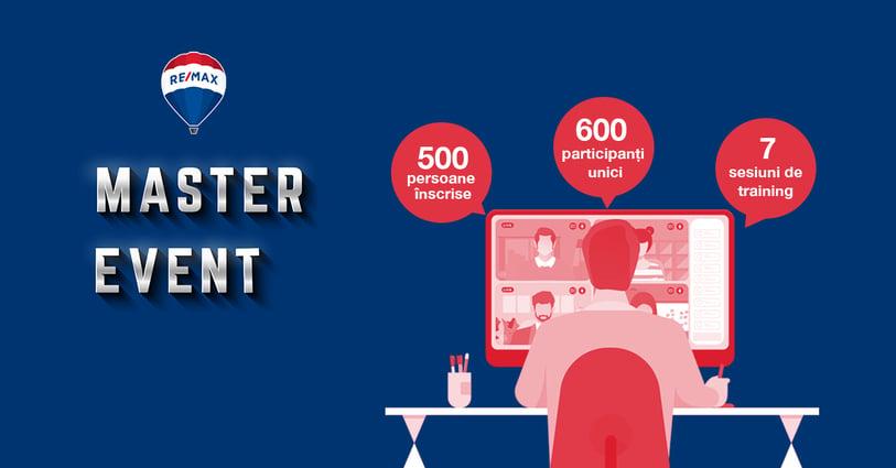 eveniment online-imobiliar remax, web master event