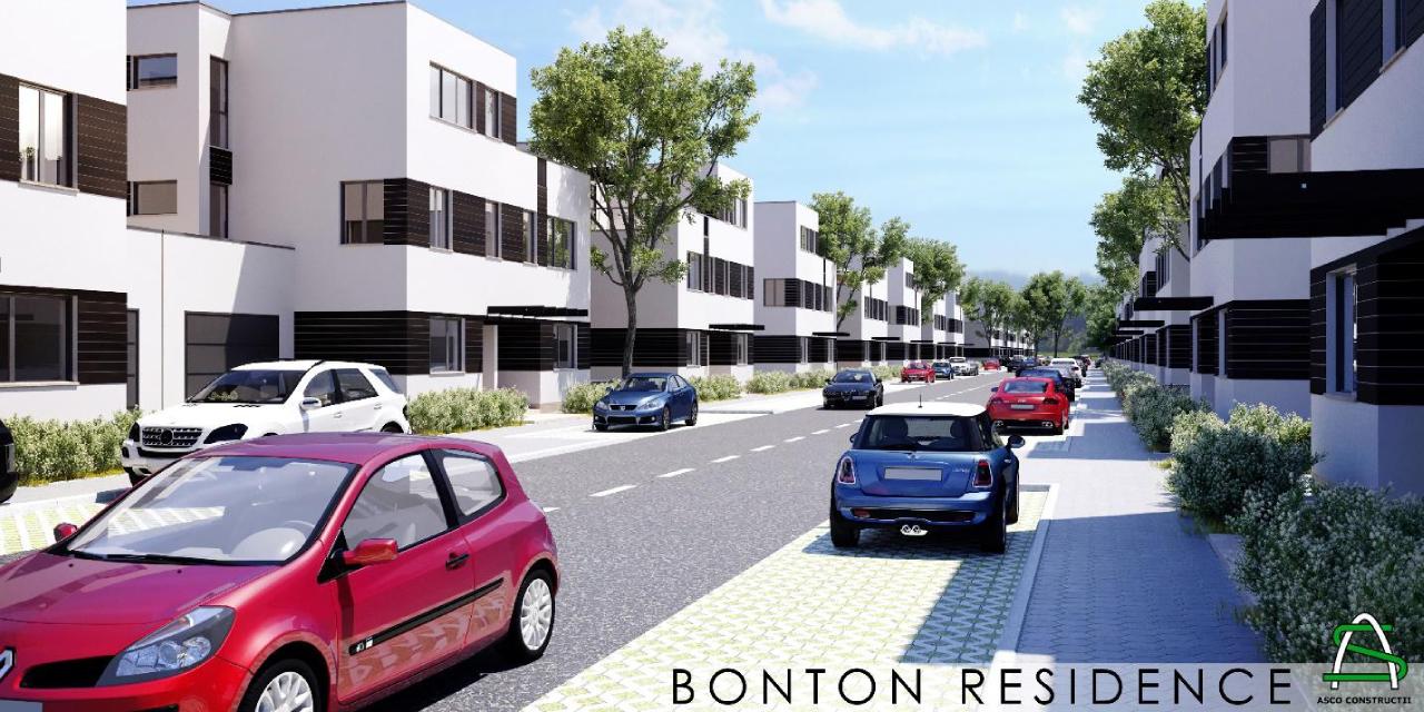 bonton luxury villas, complex rezidential in pipera
