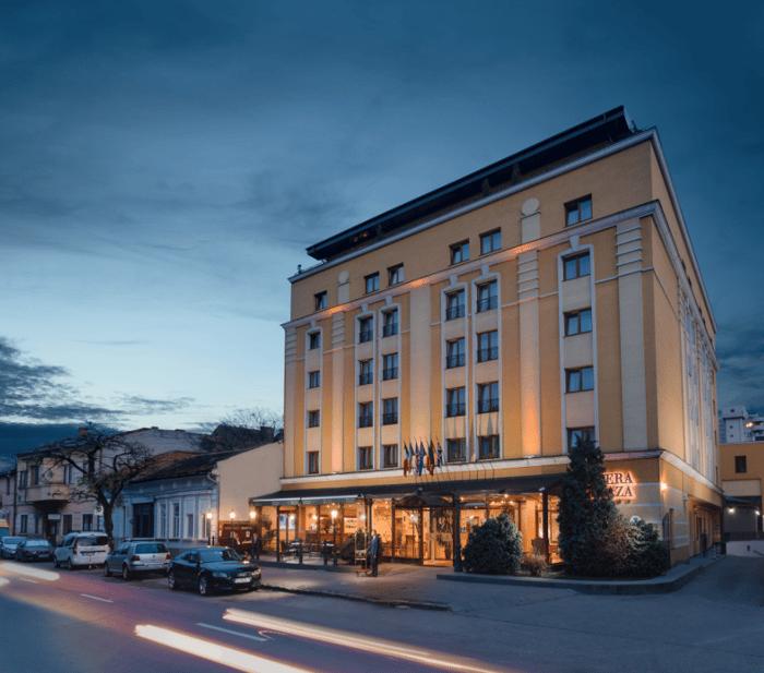 hotel plaza cluj