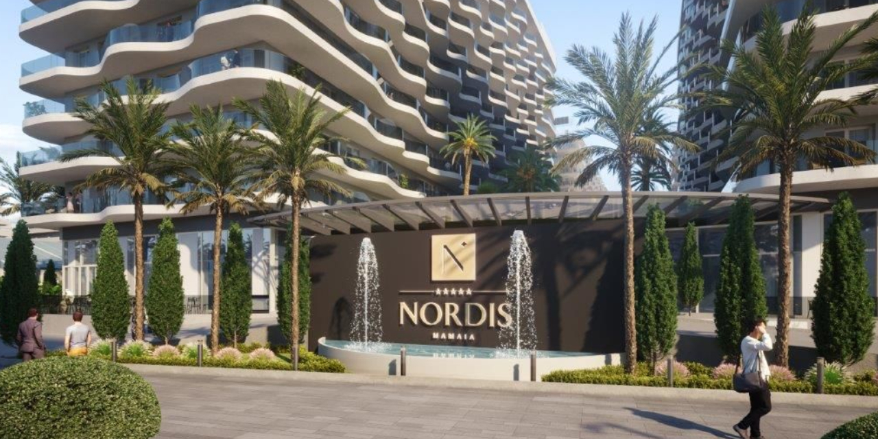 complex hotelier si rezidential de 5* nordis - mamaia nord