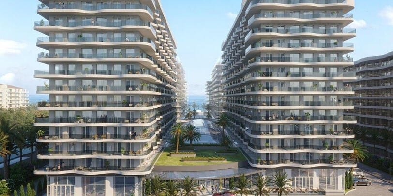 complex hotelier si rezidential nordis - mamaia nord