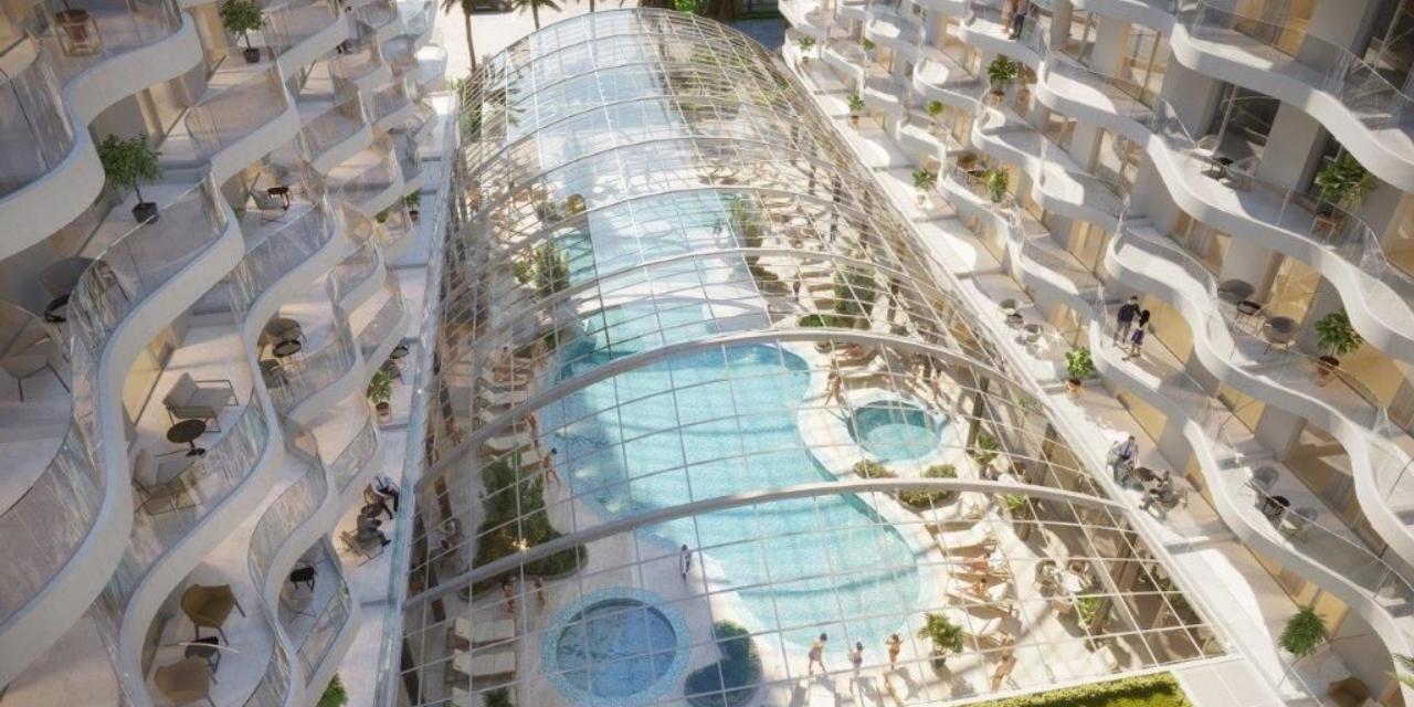 complex hotelier rezidential nordis - mamaia nord