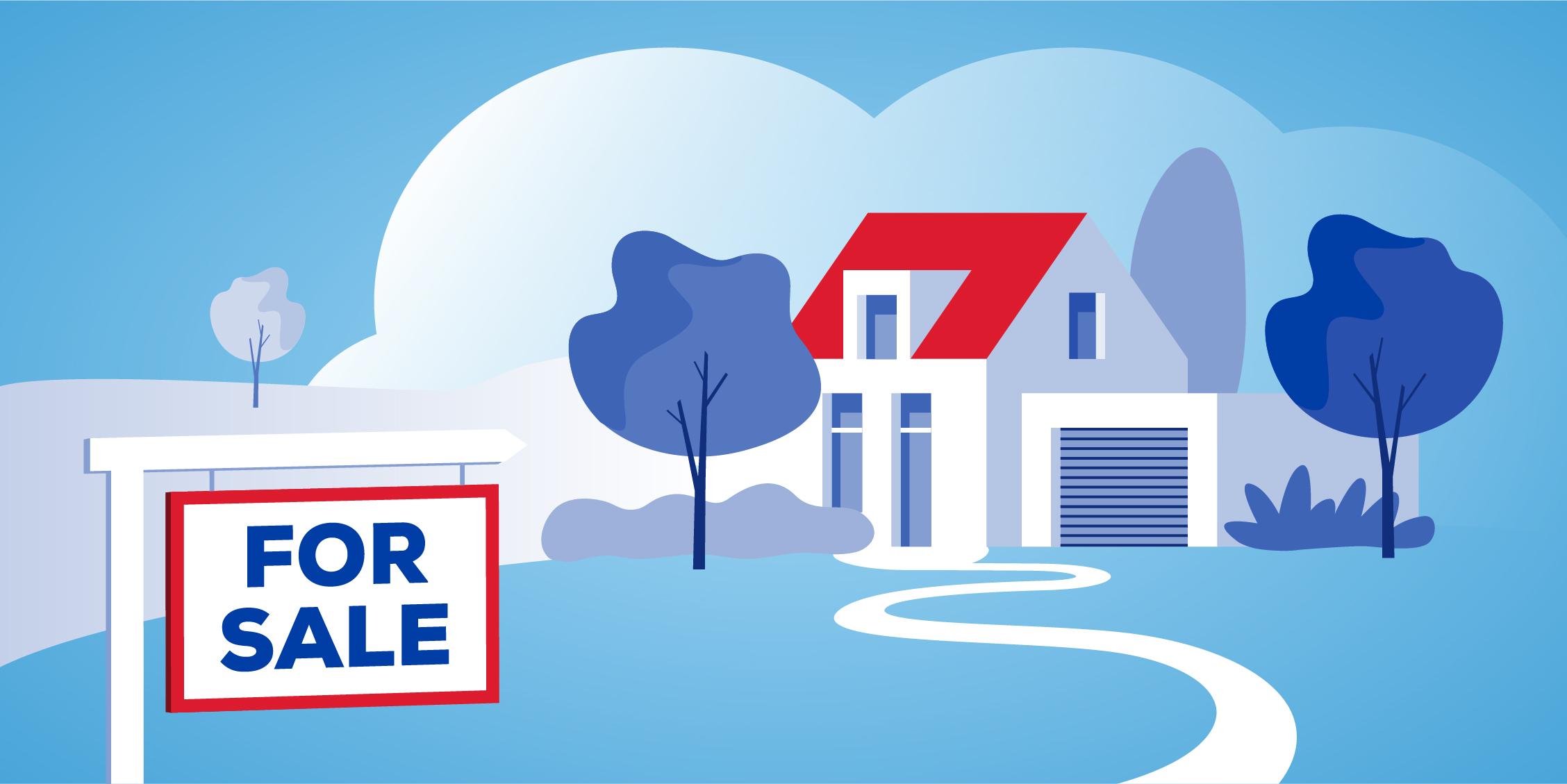 Cinci sfaturi: pregătirea casei pentru vânzare