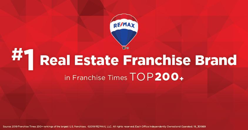 RE/MAX, de 11 ani în topul francizelor imobiliare din lume
