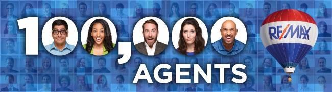 Rețeaua RE/MAX a ajuns la 100.000 de agenți