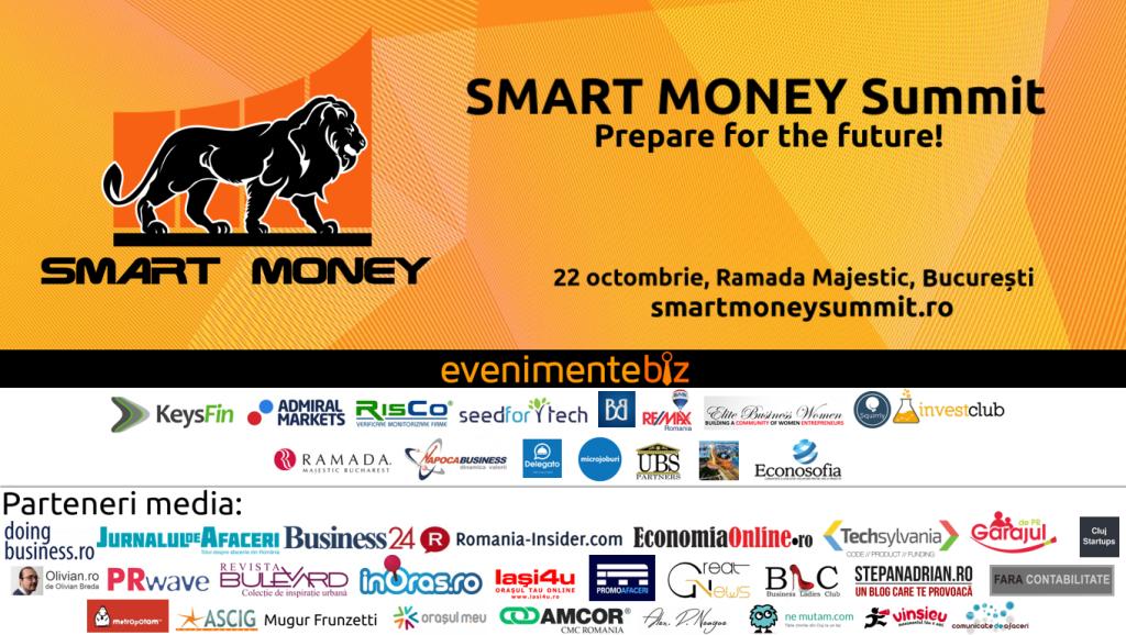 RE/MAX Romania prezenta la Smart Money Summit
