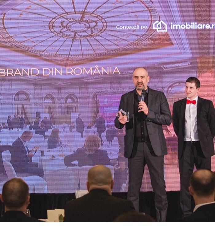 RE/MAX România a obținut două premii în cadrul Galei Profesioniștilor în Imobiliare, ediția 2018