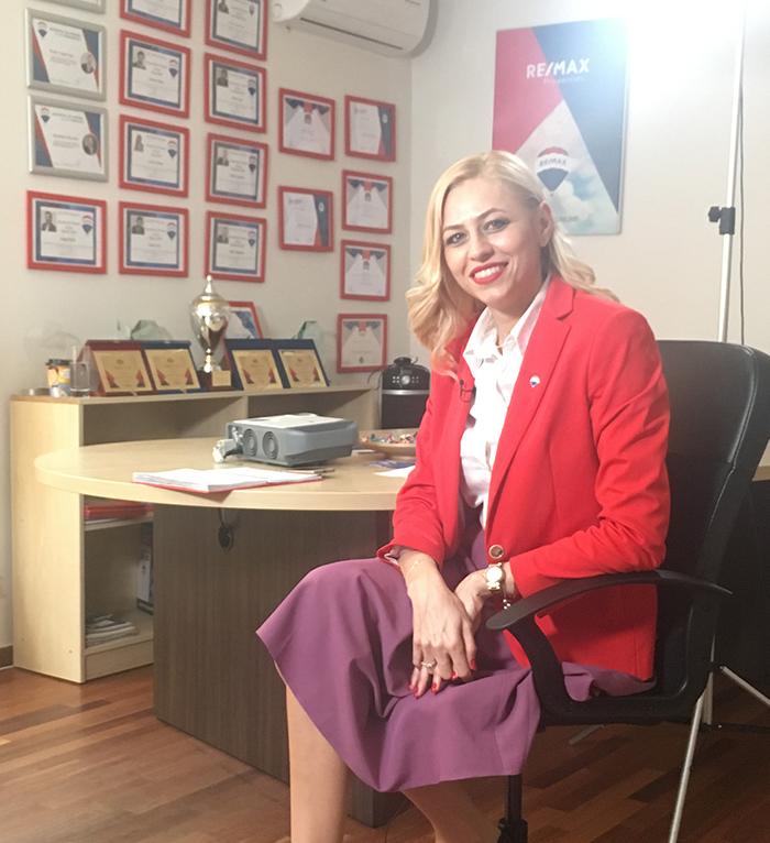 Antreprenor de succes în imobiliare cu RE/MAX: Mădălina Vasile