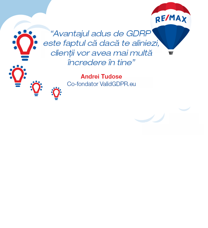 Alinierea rapidă la cerințele GDPR: Sfaturi de la Andrei Tudose, Co-fondator ValidGDPR.eu